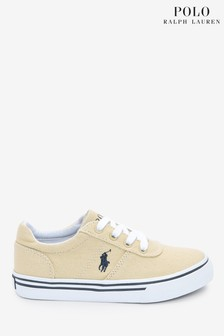 Ralph Lauren Khaki Handford Shoes