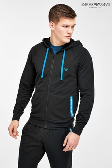 Emporio Armani Loungewear Hoody
