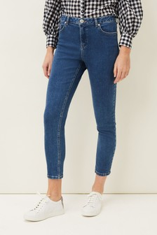 Phase Eight Blue Pax Slim Fit Jeans