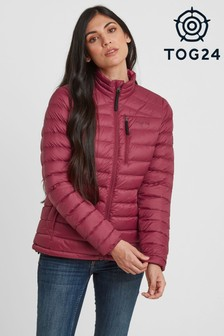 Tog 24 Womens Red Drax Down Fill Jacket