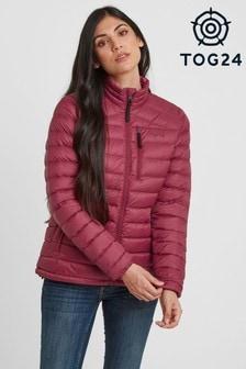 Tog 24 Womens Red Drax Down Fill Jacket