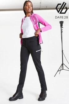 Dare 2b Black Womens Revify Softshell Trousers