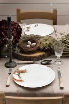 Set of 4 Set of 4 Royal Worcester Wrendale Squirrel Dinner Plates