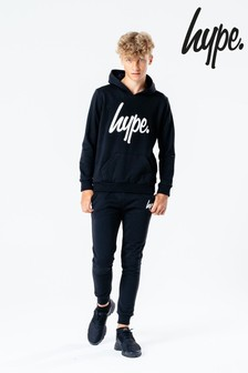 Hype. Overhead Hoodie And Jogger Set