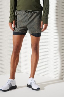 Superdry Run Trail Shorts