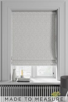 Winterton Dove Cream Made To Measure Roman Blind