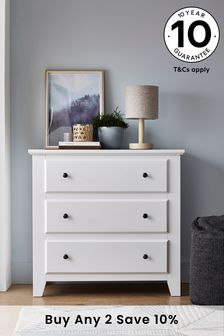 Ashington 3 Drawer Chest