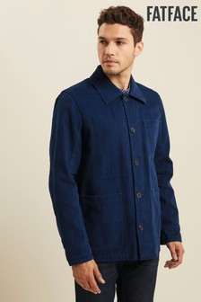 FatFace Blue Carbis Jacket