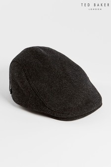 Ted Baker Order Wool Felt Flat Cap