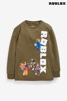 Roblox Long Sleeve T-Shirt (3-16yrs)
