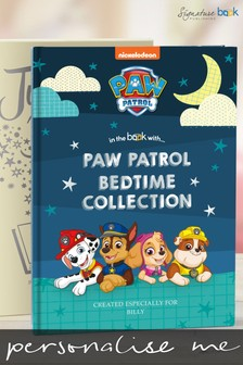 Personalised PAW Patrol Collection Book by Signature Book Publishing