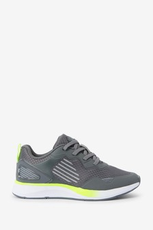 Lace-Up Performance Trainers