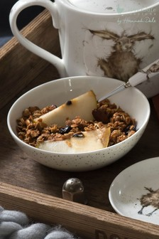 Set of 4 Set of 4 Royal Worcester Wrendale Animal Pasta Bowls