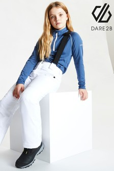 Dare 2b White Outmove II Waterproof Ski Pants