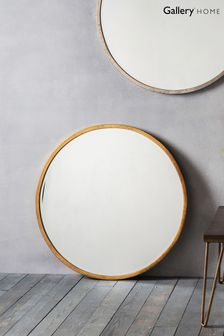 High Round Large Mirror by Gallery Direct