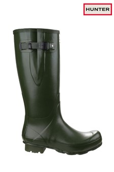 Hunter Green Norris Adjustable Field Boots