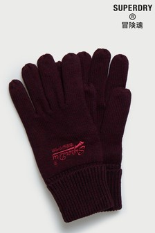 Superdry Orange Label Gloves