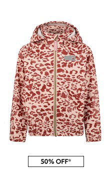 Boys Red Jacket