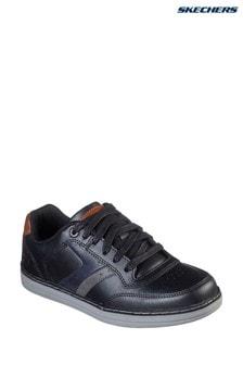 حذاء أسودHeston - Pelano منSkechers