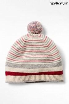 White Stuff Natural Stripe Pippa Hat