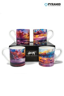 Pyramid International Scott Naismith Mug Set