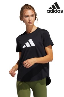 adidas Black Badge of Sport Logo T-Shirt