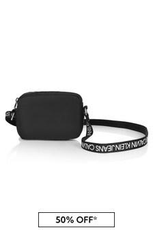 Calvin Klein Jeans Kids Black Bag
