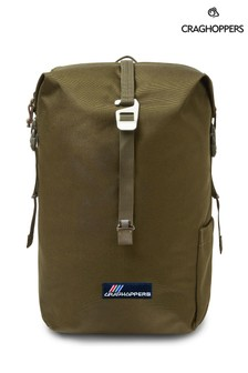 Craghoppers Green 16L Kiwi Rolltop Bag