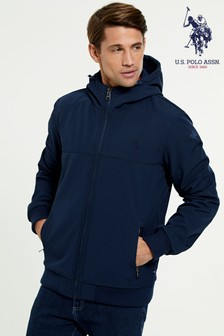 U.S. Polo Assn. Soft Shell Jacket