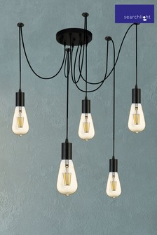 Suave 5 Light Chandelier by Searchlight