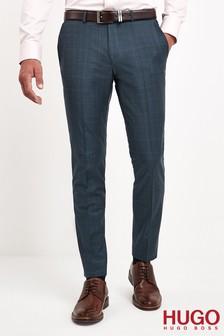 HUGO Blue Hesten Trousers