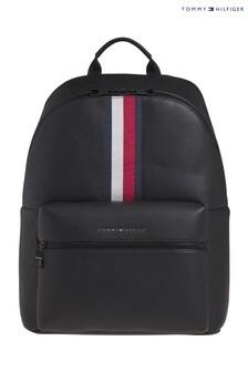 Tommy Hilfiger Black Metro Backpack