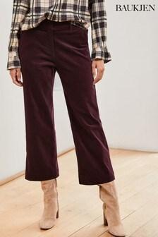 Baukjen Purple Fabienne Trousers