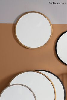 High Round Small Mirror by Gallery Direct