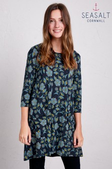 Seasalt Blue Killiow Tunic