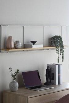 Scandi Rectangular Shelf