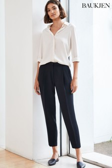 Baukjen Black Clio Tailored Trousers