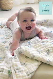 aden + anais™ Dream Blanket Cotton Muslin Disney® Baby - My Darling Dumbo