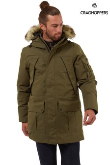 Craghoppers Green Bishorn Jacket