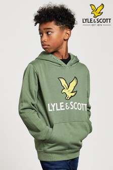 Lyle & Scott Eagle Logo Hoody