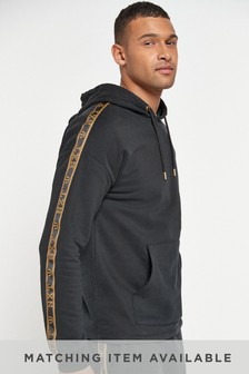 Gold Taped Hoody