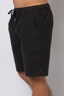 Animal Black Silton Walk Shorts