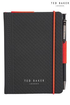 Ted Baker A6 Notebook & Pen Set