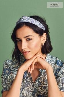 Morris & Co Print Headband