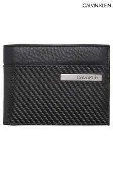 Calvin Klein Carbon Leather Wallet