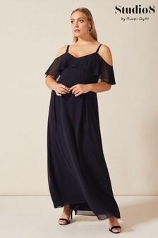Studio 8 Blue Wynter Maxi Dress