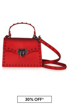 Monnalisa Girls Red Bag