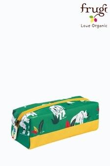 Frugi Pencil Case In Rhino Print