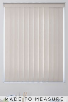 Textured Made To Measure Vertical Blind