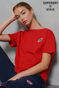 Superdry Sportstyle Boxy T-Shirt